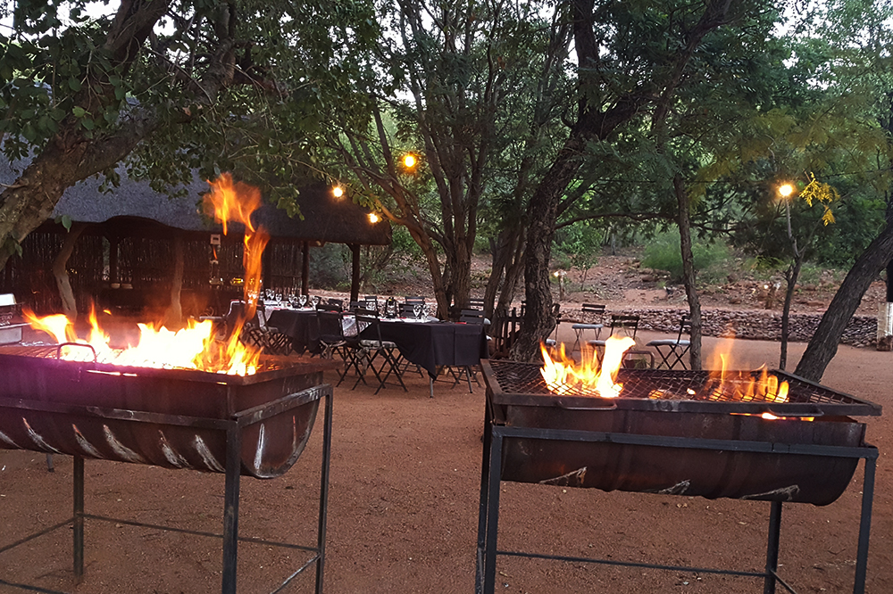 conference Braai River